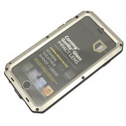 "Чехол PALMEXX для iPhone 6 Plus ""LUNATIK"" /серый/"