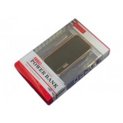 Аккумулятор внешний PowerBank /4000mAh/черный/