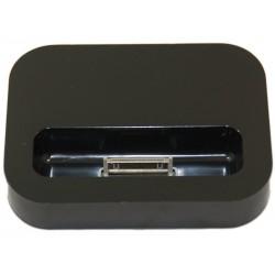 Крэдл для Apple iPhone 4 /черный/