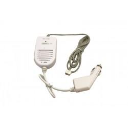 Автомобильный блок (адаптер) питания для ноутбука Apple MacBook 13, 15 (16.5V 3.65A, 60W)