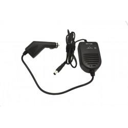 Автомобильный блок (адаптер) питания для ноутбука HP (19V 4.74A, 7.4*5.0)