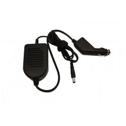 Автомобильный блок (адаптер) питания для ноутбука HP (18.5V 3.5A, 7.4*5.0)