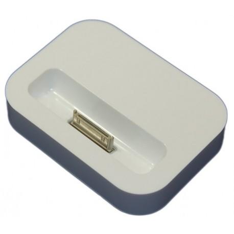 Крэдл для Apple iPhone 4 /белый/