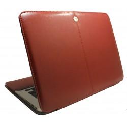 """Чехол PALMEXX Книга для MacBook Air 13.3"""" /коричневый/"""