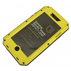 "Чехол PALMEXX для iPhone 6 ""LUNATIK"" /желтый/"