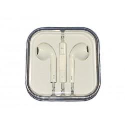 Наушники для iPhone 4 / 5 /белые/