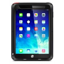 "Чехол PALMEXX для Apple iPad mini / iPad mini 2 Retina ""LUNATIK/LOVE MEI"" /черный/"
