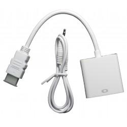 Кабель PALMEXX HDMI - VGA-AUDIO