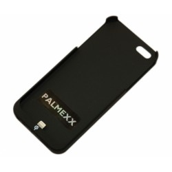 Адаптер QI-чехол для Apple iPhone 5 /черный/