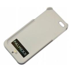 Адаптер QI-чехол для Apple iPhone 5 /белый/