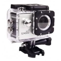 Экшн-камера SJCAM SJ4000 WiFi /серебро/