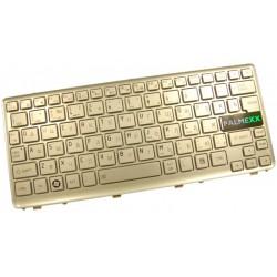 Клавиатура для ноутбука Toshiba Satellite T210 /серая/