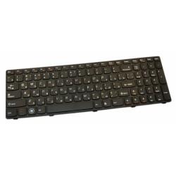 Клавиатура для ноутбука Lenovo G580 /черная/