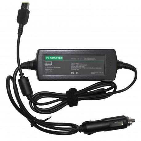 Зарядное устройство PALMEXX от прикуривателя автомобиля для Lenovo Yoga 20V-3.25A (65 W)