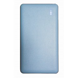 Портативный внешний аккумулятор PALMEXX /20000mAh/ (голубой)