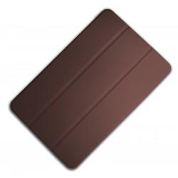 "Чехол PALMEXX для Samsung Galaxy Tab A 7.0 SM-T285  ""SMARTBOOK"" кожзам /коричневый/"