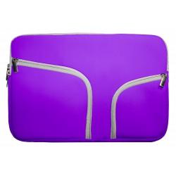 """Чехол PALMEXX для MacBook Air 11.6"""" неопрен /фиолетовый/"""