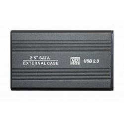 """Внешний корпус для жесткого диска 2.5"""" USB2.0 BET-S254 черный"""