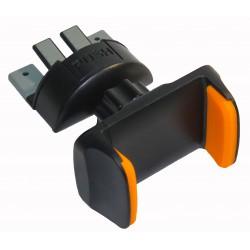 Автодержатель PALMEXX в CD проигрыватель Orange Clip