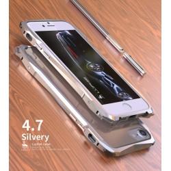 Чехол LUPHIE для IPHONE7 SPORTS-CAR( FOR IPHONE6/7) / серебро