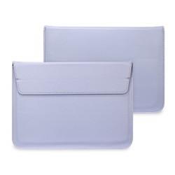 "Чехол PALMEXX MacCase для MacBook Air 15.4"" кожзам с подставкой /сиреневый/"