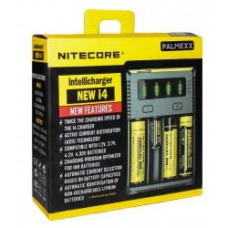 Зарядное устройство PALMEXX для аккумуляторных батарей NEW i4