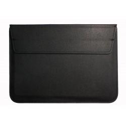 """Чехол PALMEXX MacCase для MacBook Air 11.6"""" кожзам с подставкой /черный/"""