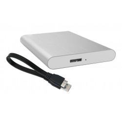 """Внешний корпус для жесткого диска PALMEXX PXB-6T 2.5"""" USB3.0 /серебро/"""