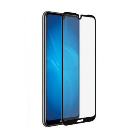 Защитное стекло противоударное PALMEXX для Huawei Honor Y5 (2019) 5D черное