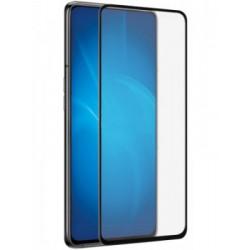 Защитное стекло противоударное PALMEXX для Samsung Galaxy A80 5D черное