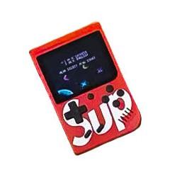 Портативная игровая консоль PALMEXX Sup Game Box 400in1 / красная
