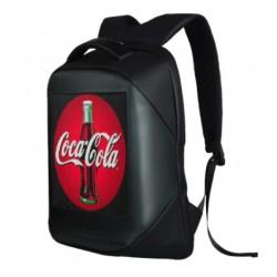 LED-рюкзак PALMEXX BIT с LED дисплеем / чёрный