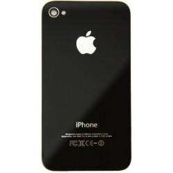 Корпус Apple iPhone 4 (задняя панель черная)