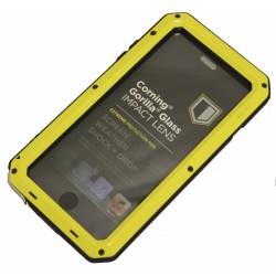 "Чехол PALMEXX для iPhone 6 Plus ""LUNATIK"" /желтый/"