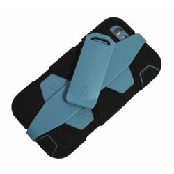 "Чехол PALMEXX для Apple iPhone 6 ""SURVIVOR"" /голубой/"