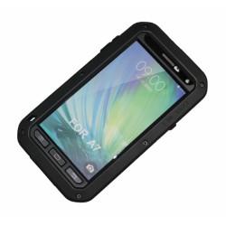 "Чехол PALMEXX для Samsung Galaxy A7 ""LUNATIK/LOVE MEI"" /черный/"