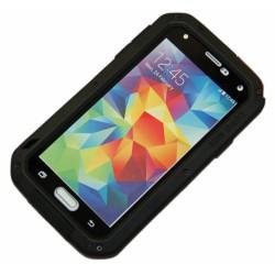 "Чехол для Samsung G900 Galaxy S5 ""LUNATIK / LOVE MEI"" /черный/"
