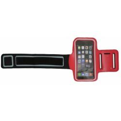 Чехол PALMEXX спортивный на руку для Apple iPhone 6 /красный/