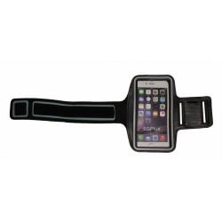 Чехол PALMEXX спортивный на руку для Apple iPhone 6Plus /черный/