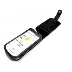 Кожаный чехол Samsung i7500