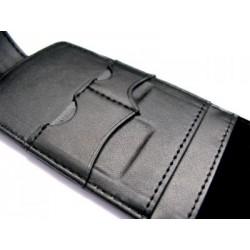 Кожаный чехол Samsung i8910