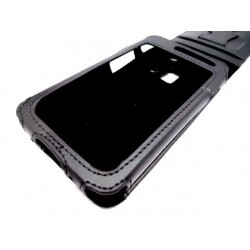 Кожаный чехол Samsung S7250 Wave M