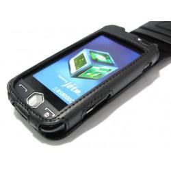Кожаный чехол Samsung S8000