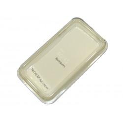 Бампер для Apple iPhone 4S /прозрачный/