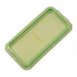 Бампер для Apple iPhone 5 /зеленый/