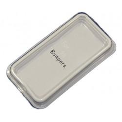 Бампер для Apple iPhone 5 /белый/