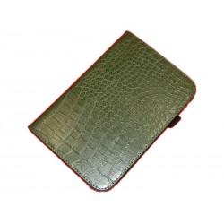 "Чехол для Samsung Galaxy Note8.0 N5100 ""SmartSlim"" /крокодил темно-зеленый/"