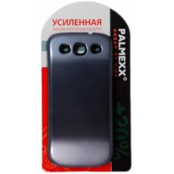 Аккумулятор повышенной емкости для Samsung i9300 Galaxy S3 /4600mAh/синий/