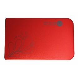 """HDD Case 2.5"""" USB3.0 /красный/"""