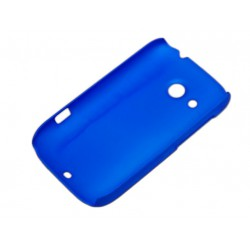 Чехол HARD CASE HTC Desire C /синий/